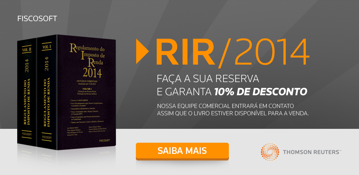 Thomson Reuters - RIR2014