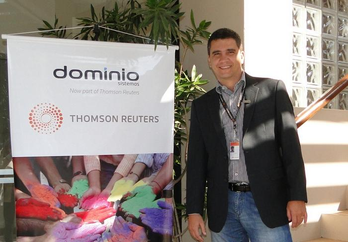 Jan Antunes, gerente da filial de Criciúma