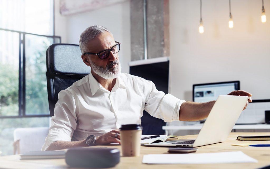 Inovação na contabilidade com atendimento via computador