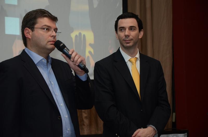 Oscar Balsini e Adrian Fognini