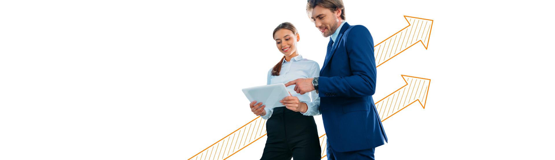 Gestão financeira com mais controle, simplicidade e eficiência