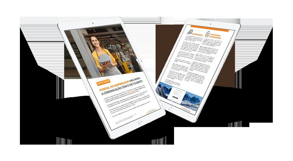 Portal do empregado melhora a comunicação com o seu cliente