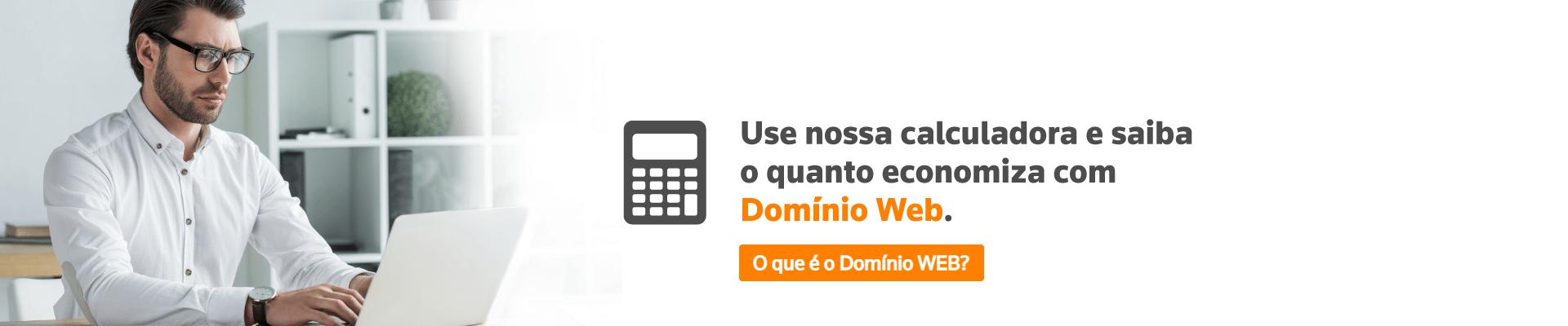 Calculadora de Custos - Domínio Web