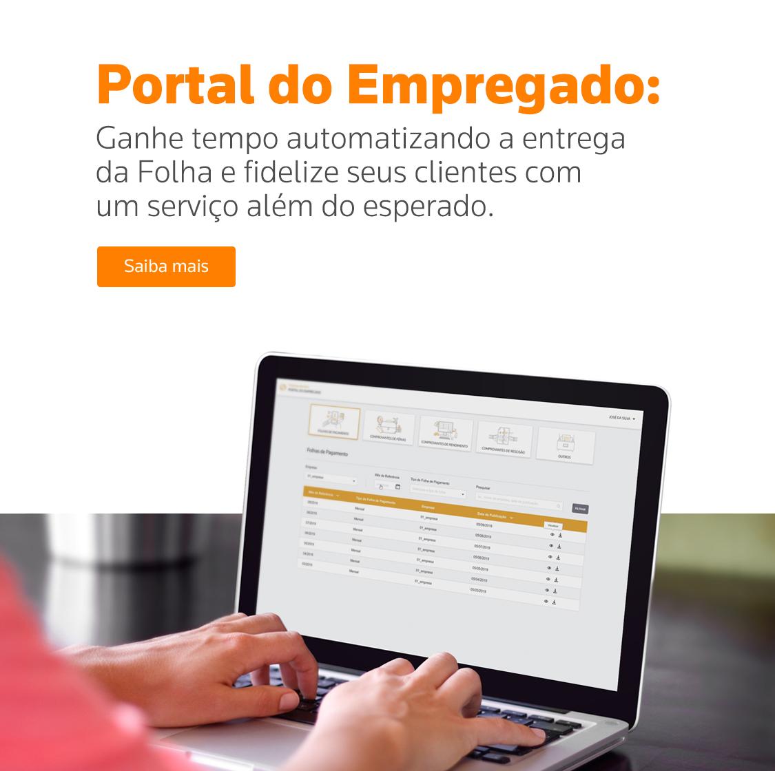 Onvio - Novo Módulo Portal do Empregado.