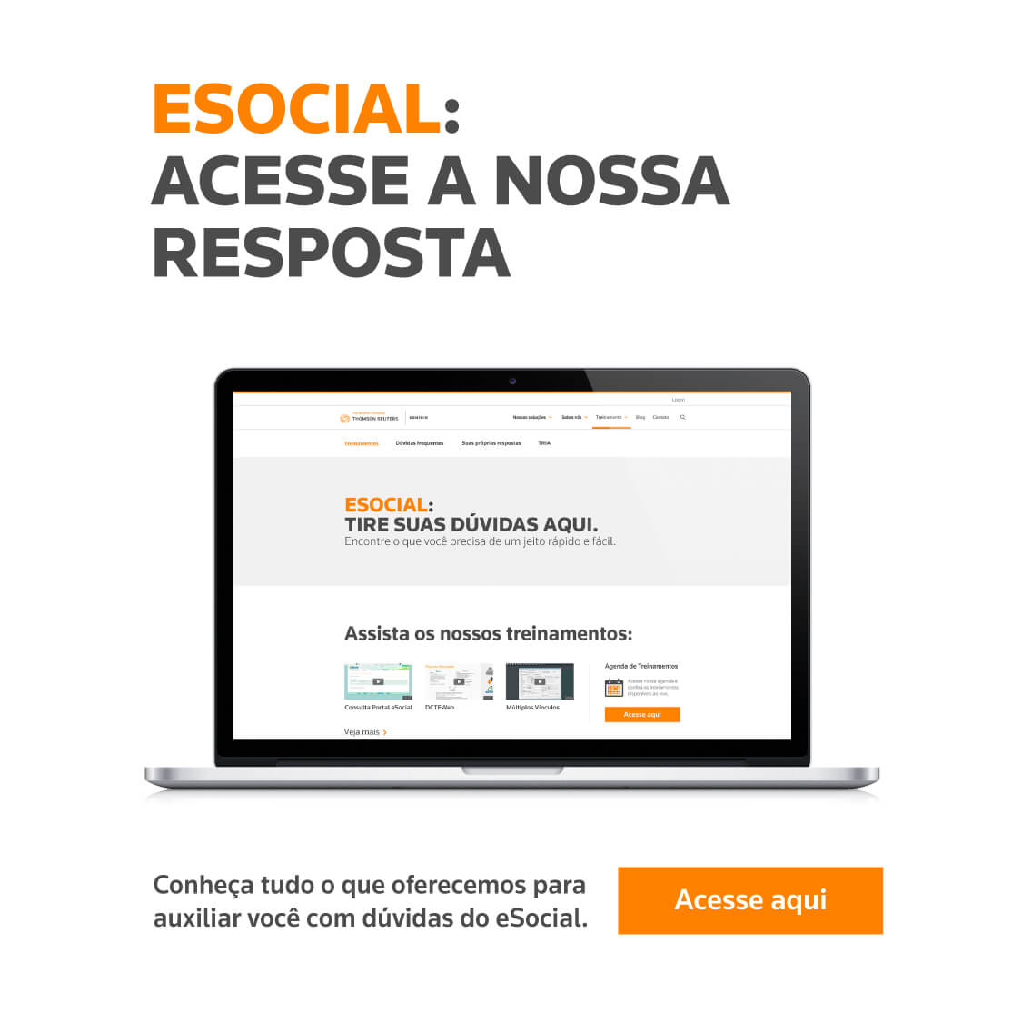 Thomson Reuters - eSocial
