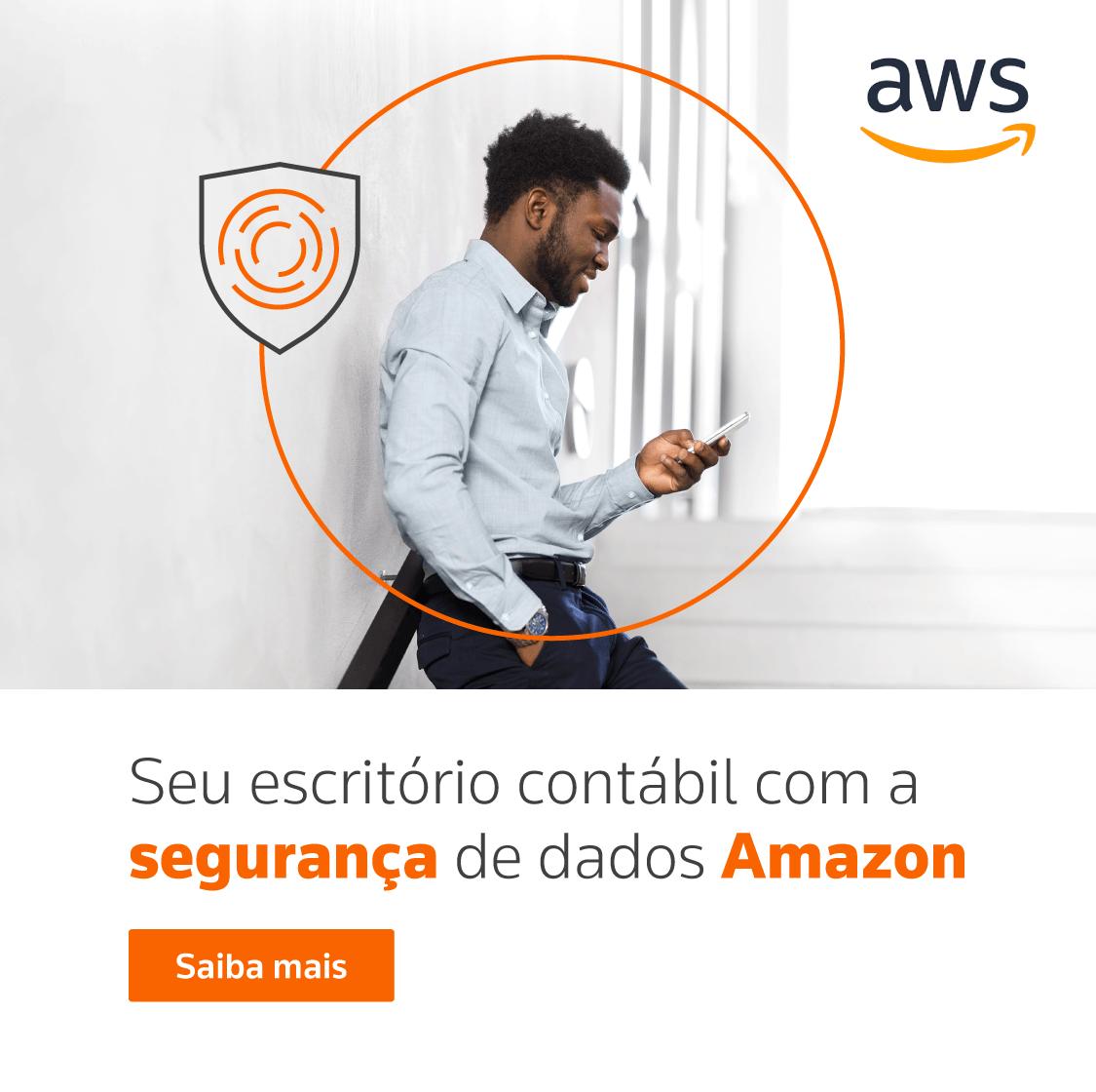 SEGURANÇA DE DADOS AMAZON