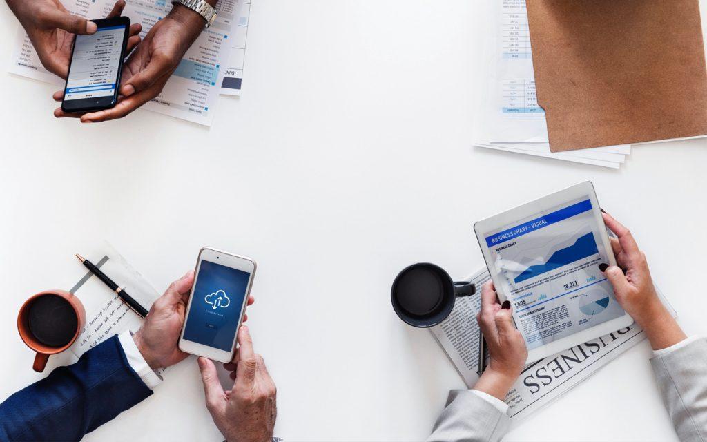 Onvio possibilita a gestão da contabilidade em tablets e smartphones.