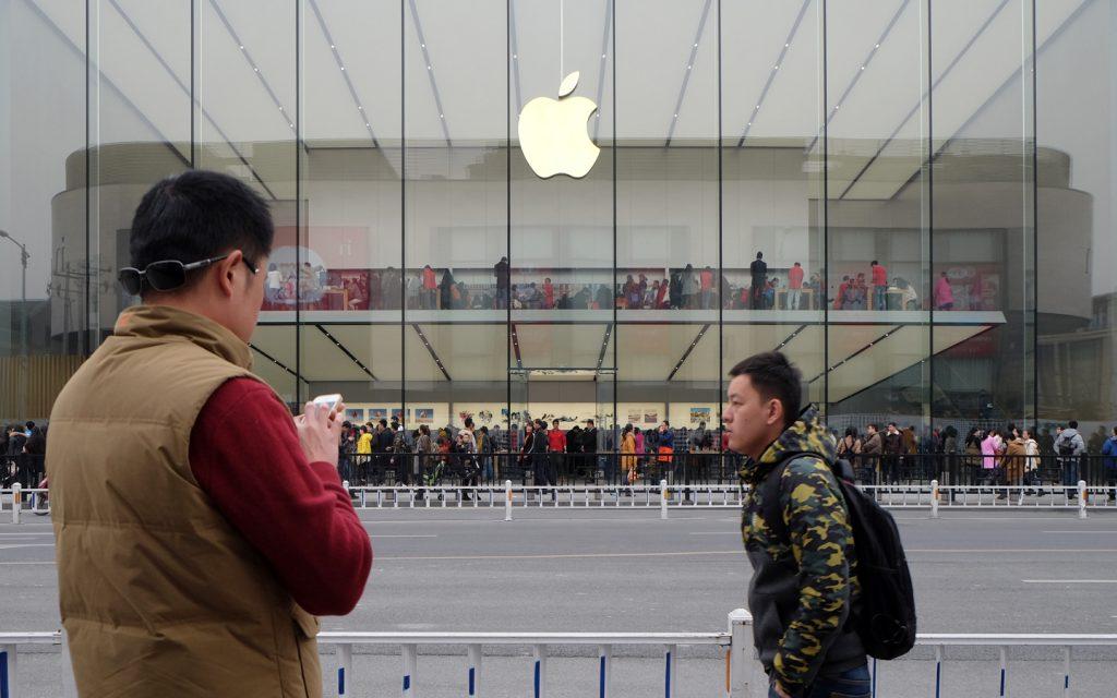 O contador do futuro caminha pela China