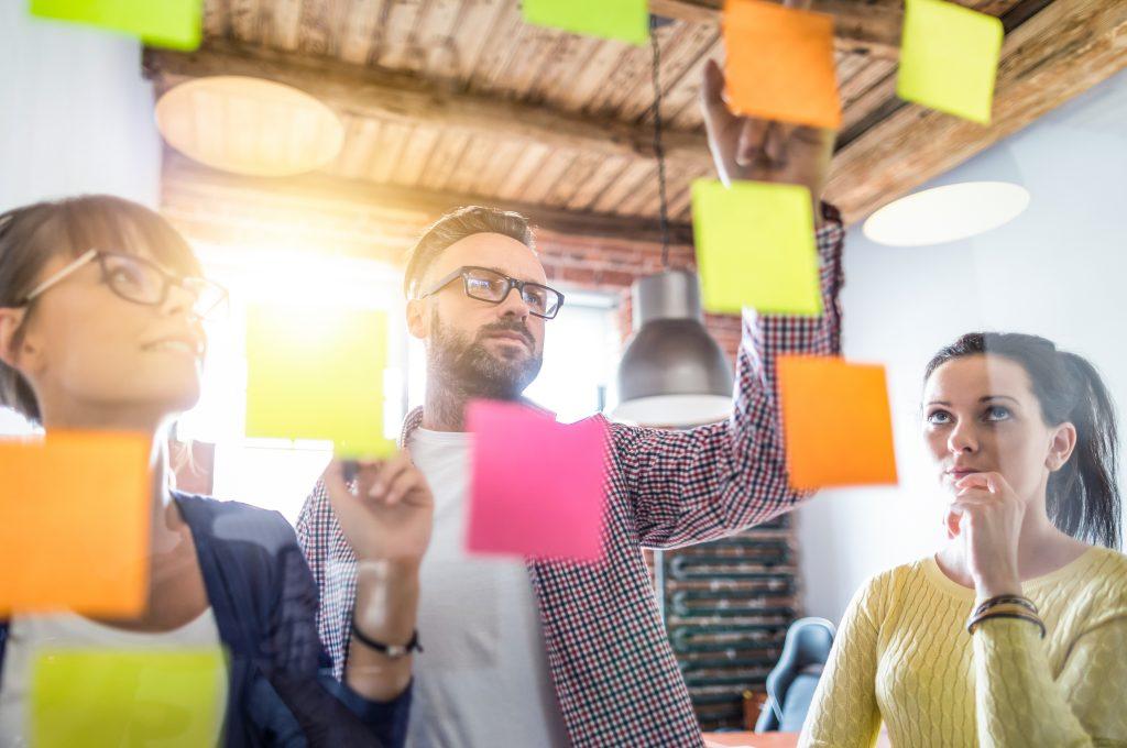 Design thinking é um conceito que traz inovação