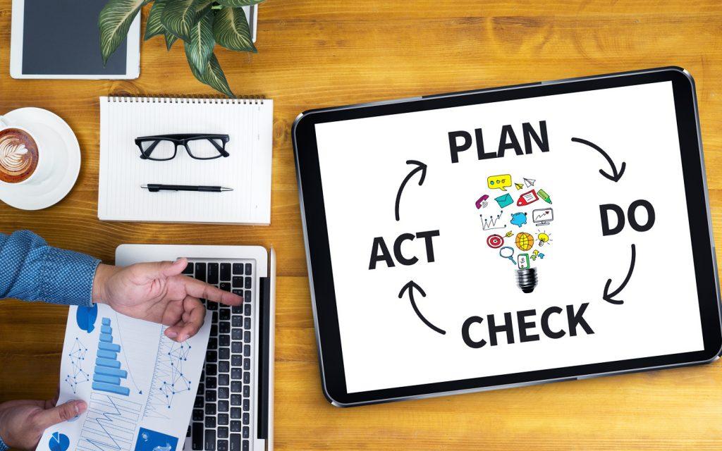 Ciclo PDCA é utilizado como ferramenta de gestão contábil
