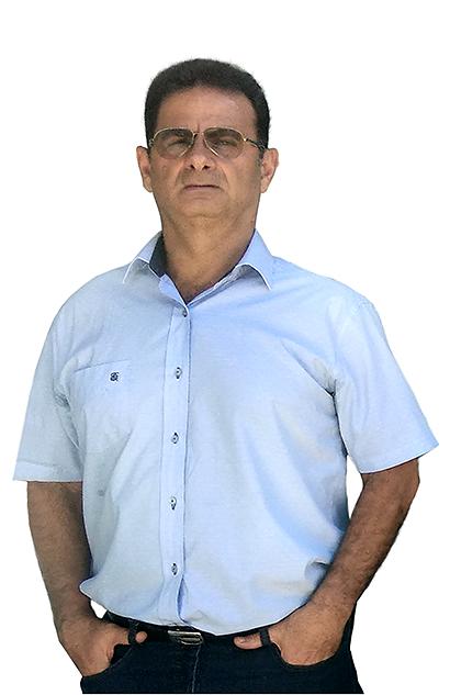 Roberto Carlos Struckel - Gerente Administrativo