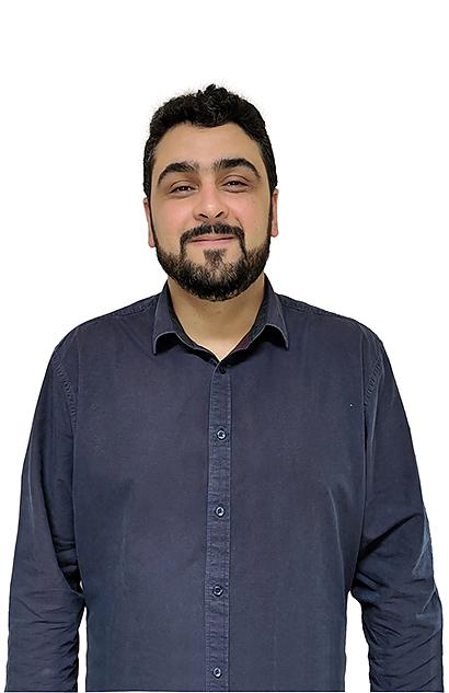 Eduardo Moreto - Diretor Administrativo
