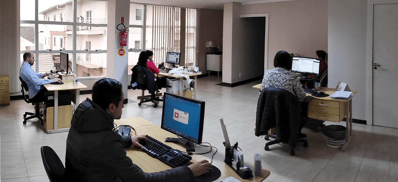 Serviços de Consultoria para impulsionar resultados.