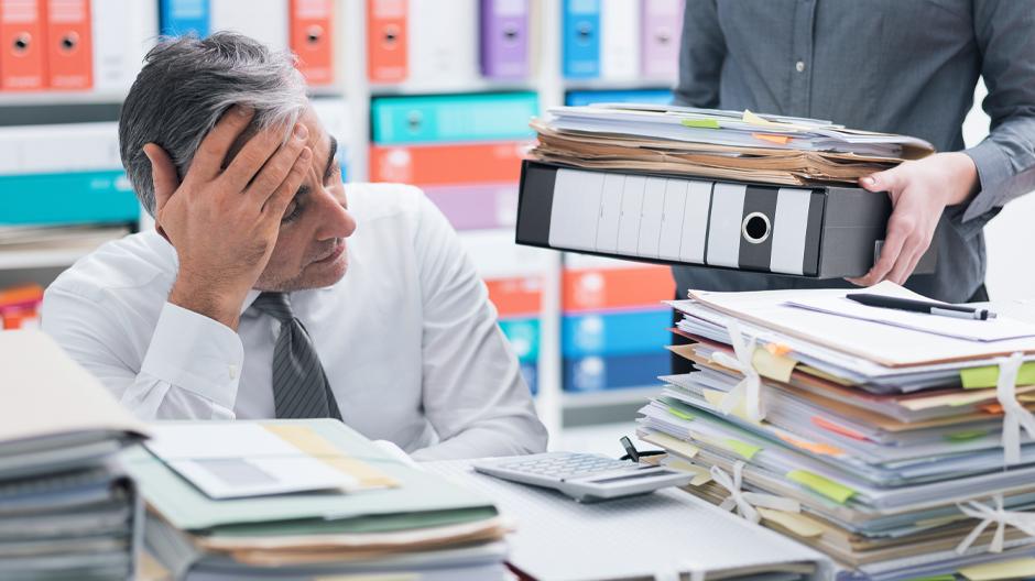 Para eliminar a entrada manual de dados já há soluções eficientes - 239468068