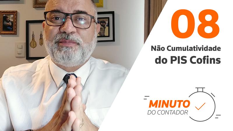 Não Cumulatividade do PIS Cofins
