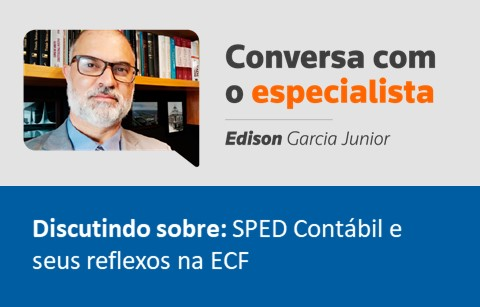 SPED Contábil e seus reflexos na ECF