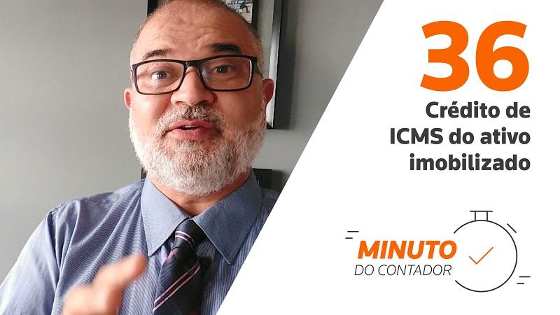 Crédito de ICMS do ativo imobilizado