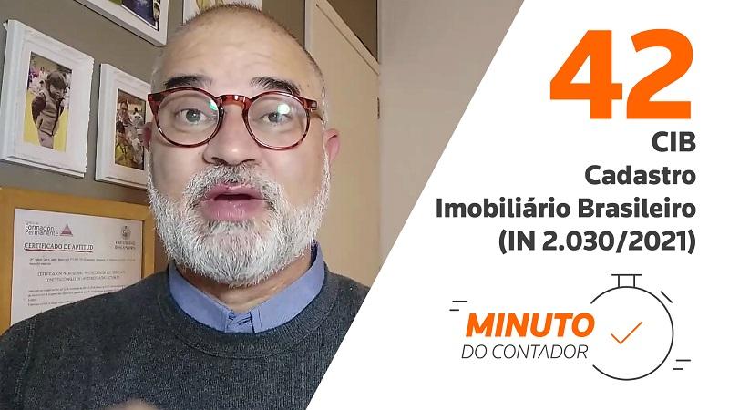 CIB – Cadastro Imobiliário Brasileiro
