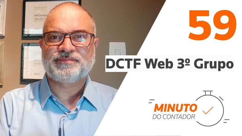 DCTFweb 3º Grupo